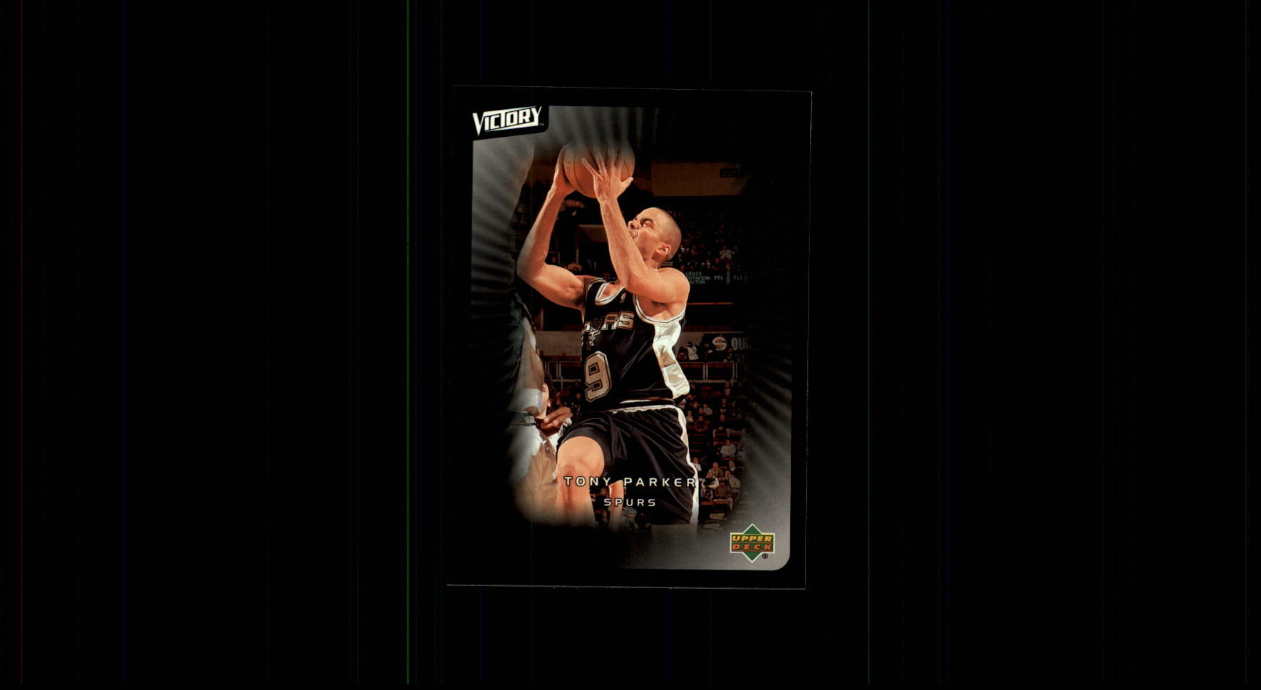 2003-04 Upper Deck Victory #86 Tony Parker