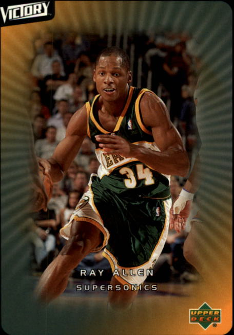 2003-04 Upper Deck Victory #88 Ray Allen