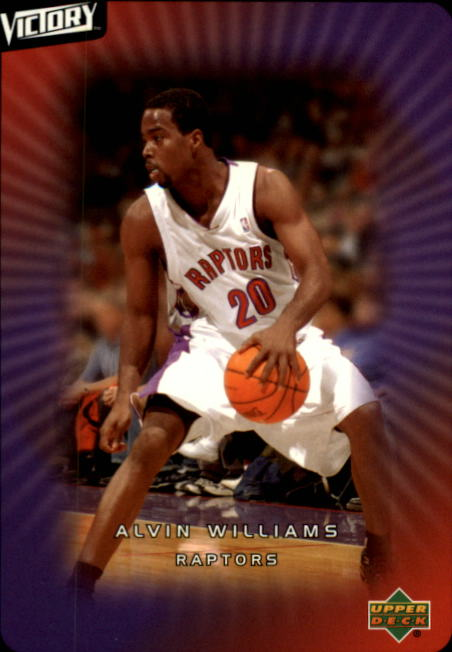 2003-04 Upper Deck Victory #91 Alvin Williams