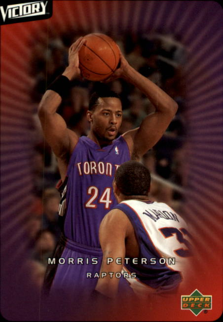 2003-04 Upper Deck Victory #93 Morris Peterson