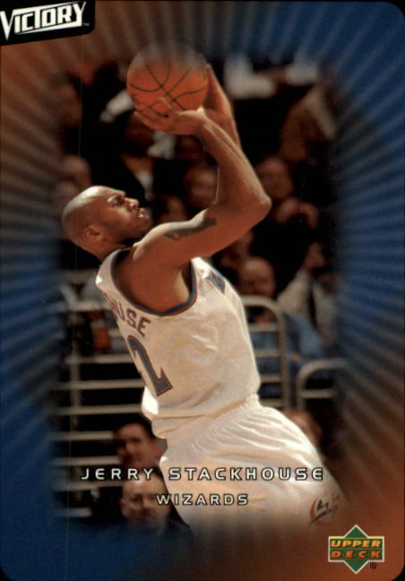 2003-04 Upper Deck Victory #98 Jerry Stackhouse