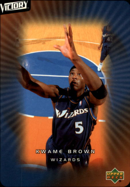 2003-04 Upper Deck Victory #99 Kwame Brown