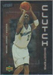 2003-04 Upper Deck Victory #162 Michael Jordan CS
