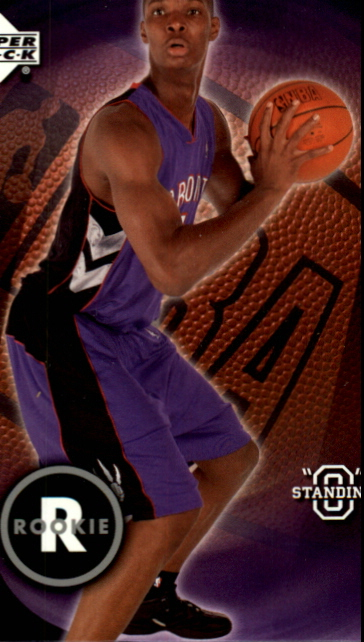 2003-04 Upper Deck Standing O #88 Chris Bosh RC