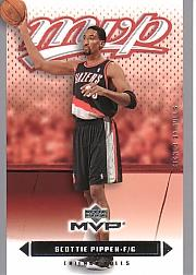 2003-04 Upper Deck MVP Silver #19 Scottie Pippen