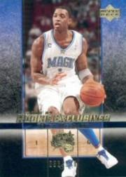 2003-04 Upper Deck Rookie Exclusives Gold #37 Tracy McGrady