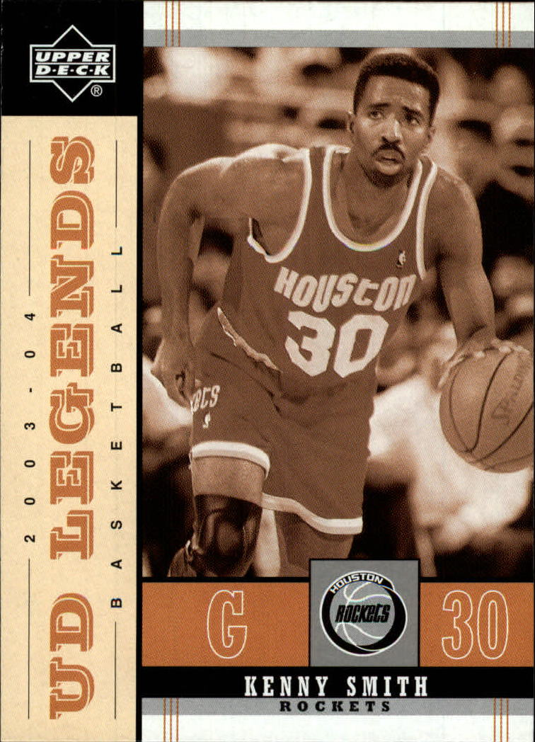 2003-04 Upper Deck Legends Throwback #35 Kenny Smith