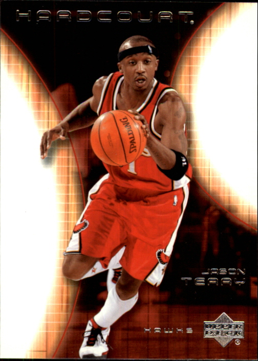 2003-04 Upper Deck Hardcourt #2 Jason Terry