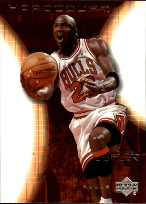 2003-04 Upper Deck Hardcourt #9 Michael Jordan