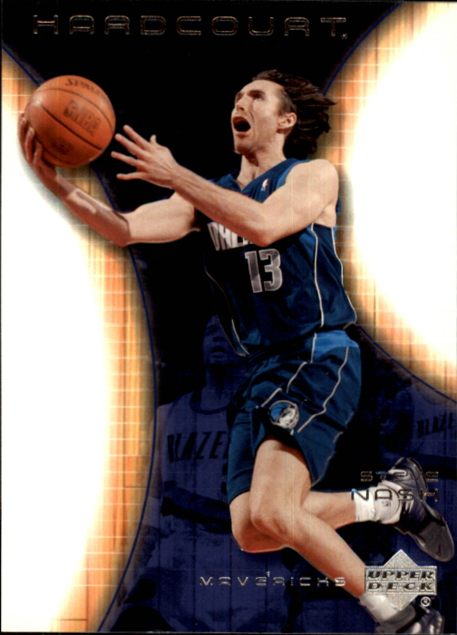 2003-04 Upper Deck Hardcourt #15 Steve Nash