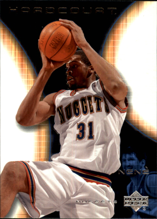 2003-04 Upper Deck Hardcourt #16 Nene