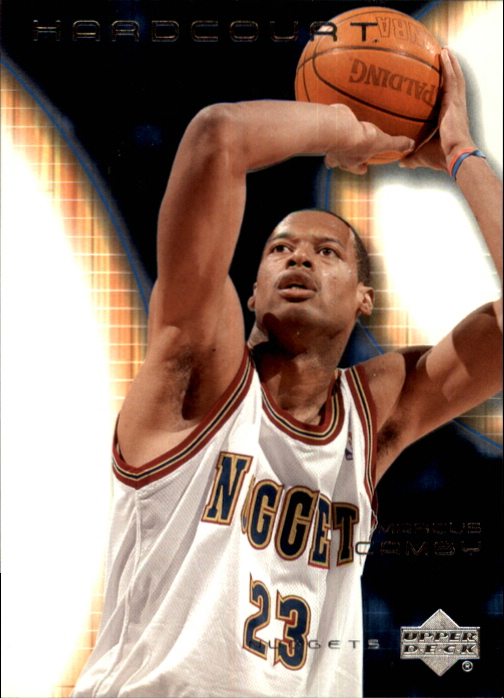 2003-04 Upper Deck Hardcourt #17 Marcus Camby