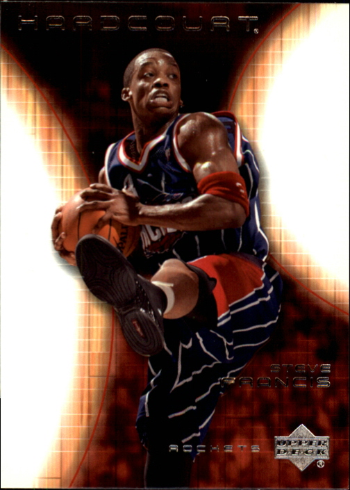 2003-04 Upper Deck Hardcourt #25 Steve Francis