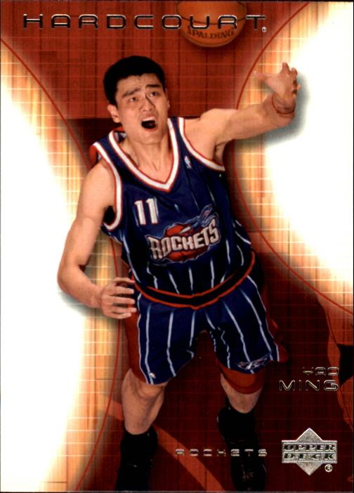 2003-04 Upper Deck Hardcourt #26 Yao Ming