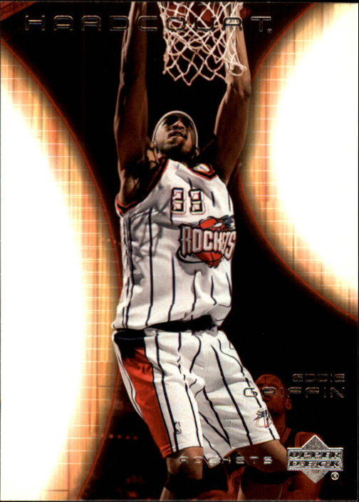 2003-04 Upper Deck Hardcourt #27 Eddie Griffin