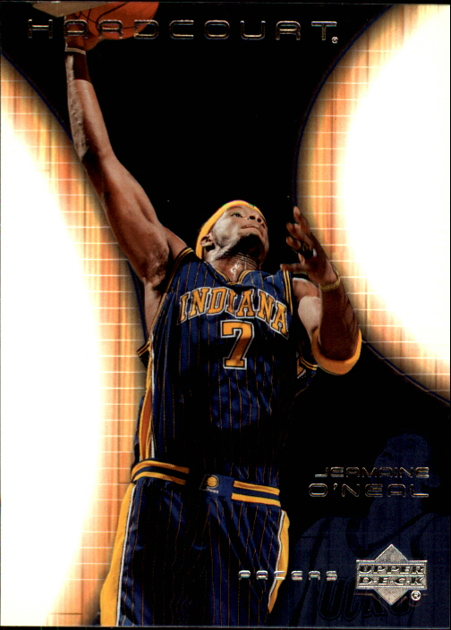 2003-04 Upper Deck Hardcourt #30 Jermaine O'Neal