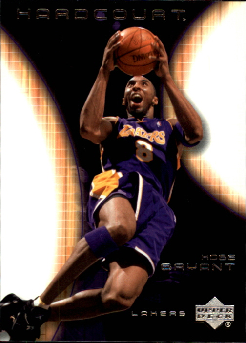 2003-04 Upper Deck Hardcourt #34 Kobe Bryant