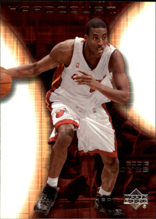 2003-04 Upper Deck Hardcourt #41 Eddie Jones