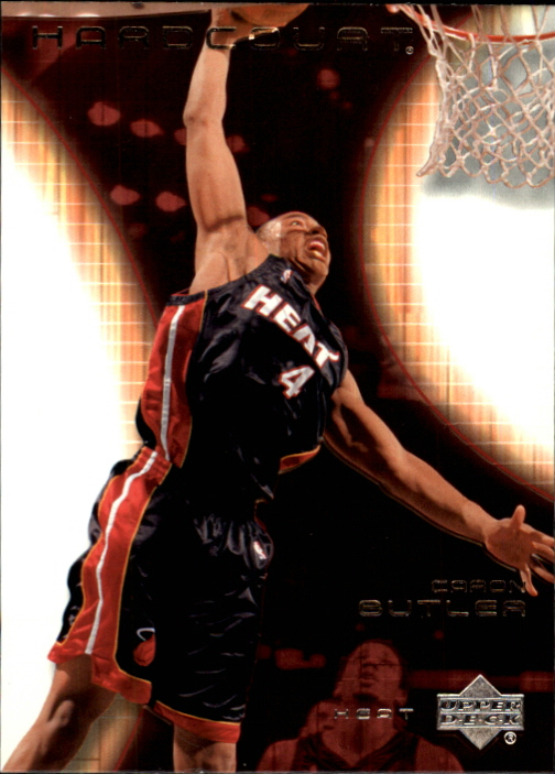 2003-04 Upper Deck Hardcourt #43 Caron Butler