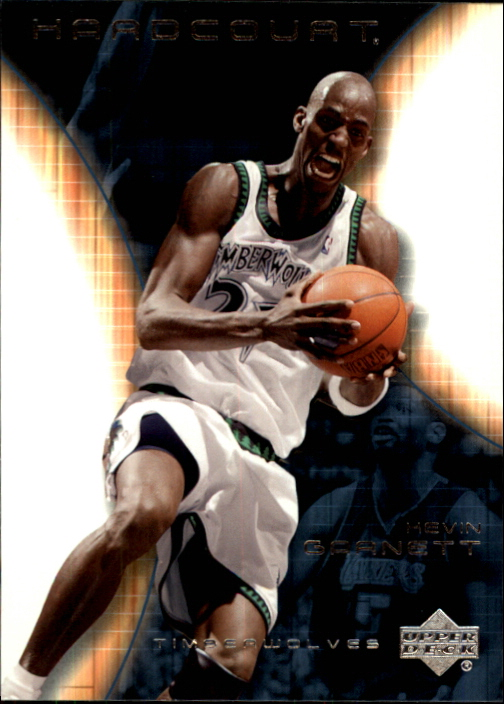 2003-04 Upper Deck Hardcourt #47 Kevin Garnett