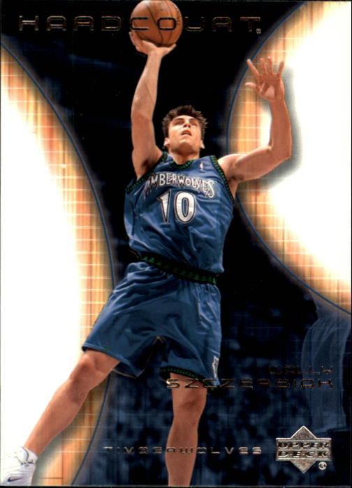 2003-04 Upper Deck Hardcourt #48 Wally Szczerbiak