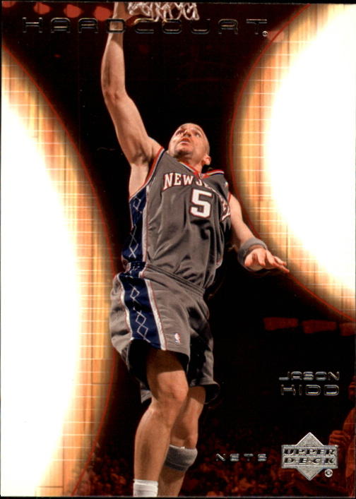 2003-04 Upper Deck Hardcourt #50 Jason Kidd