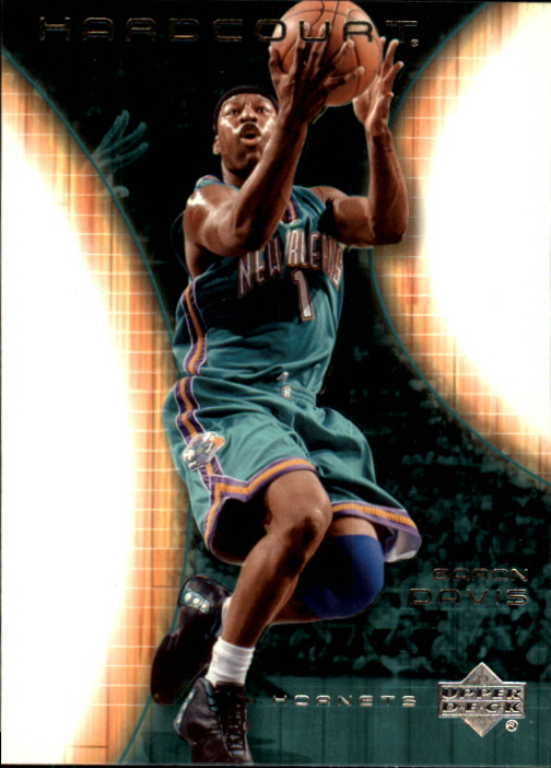 2003-04 Upper Deck Hardcourt #53 Baron Davis