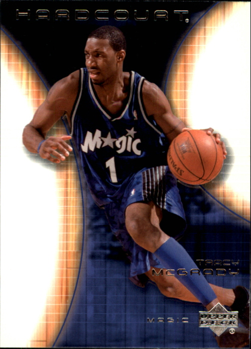 2003-04 Upper Deck Hardcourt #59 Tracy McGrady