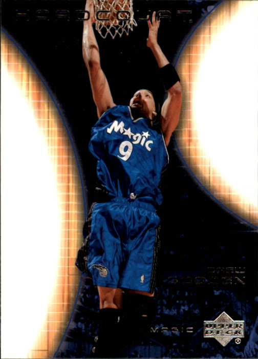 2003-04 Upper Deck Hardcourt #61 Drew Gooden