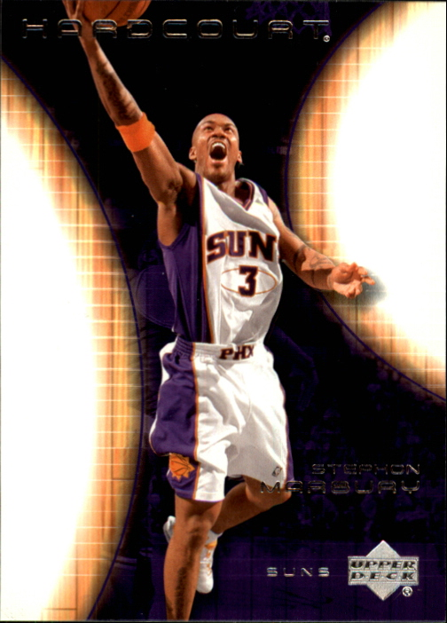 2003-04 Upper Deck Hardcourt #65 Stephon Marbury