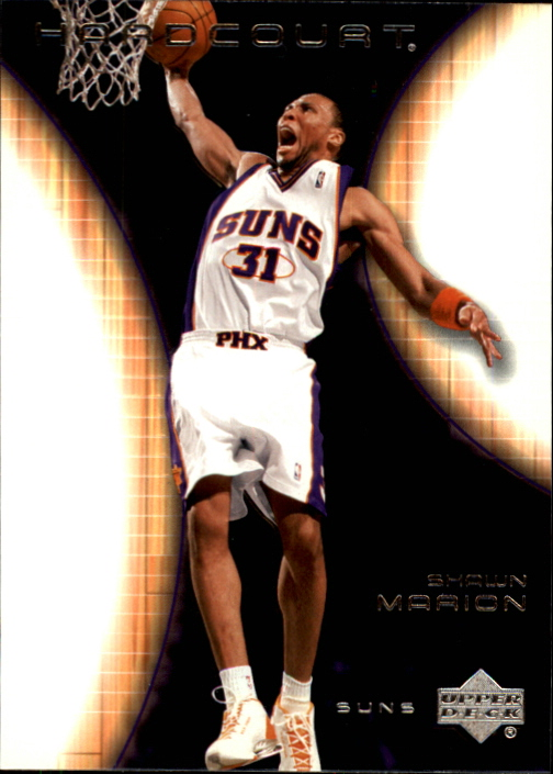 2003-04 Upper Deck Hardcourt #66 Shawn Marion