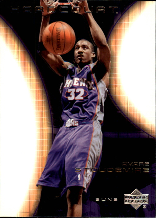 2003-04 Upper Deck Hardcourt #67 Amare Stoudemire