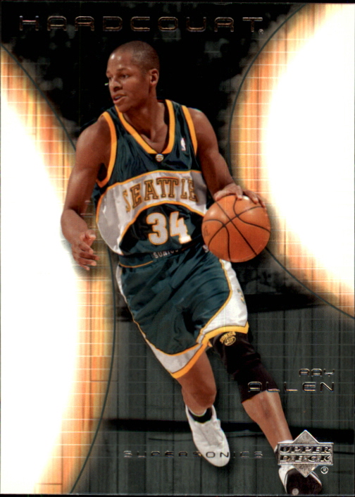 2003-04 Upper Deck Hardcourt #79 Ray Allen