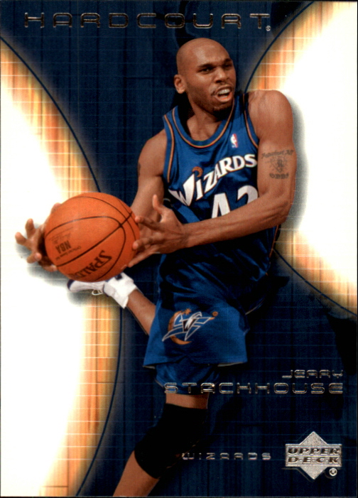 2003-04 Upper Deck Hardcourt #88 Jerry Stackhouse