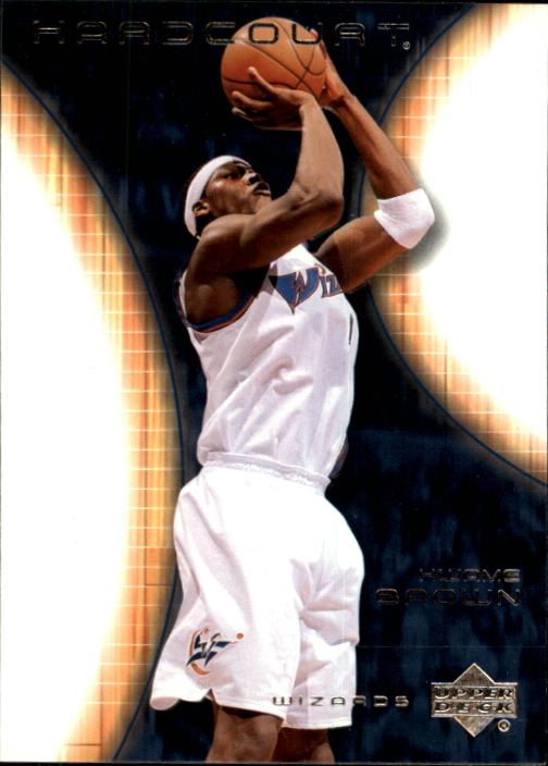 2003-04 Upper Deck Hardcourt #89 Kwame Brown