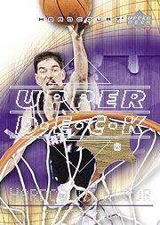 2003-04 Upper Deck Hardcourt Floor #JSF John Stockton