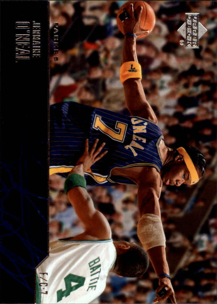 2003-04 Upper Deck #103 Jermaine O'Neal