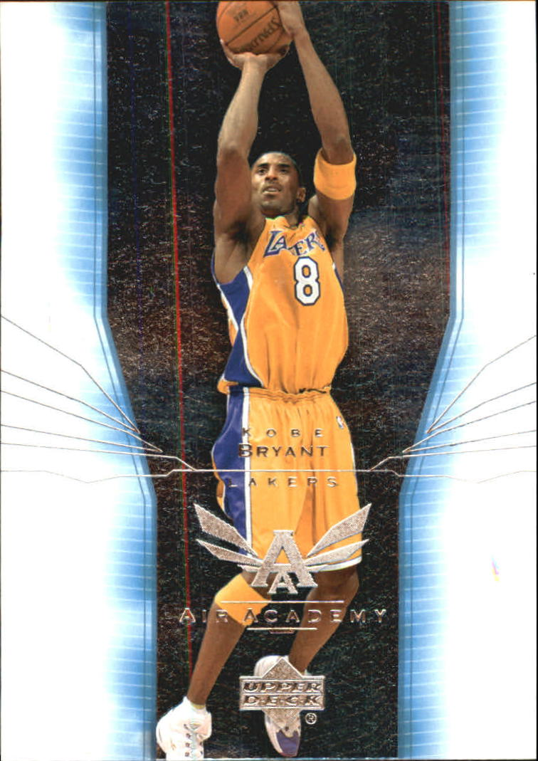2003-04 Upper Deck Air Academy #AA2 Kobe Bryant