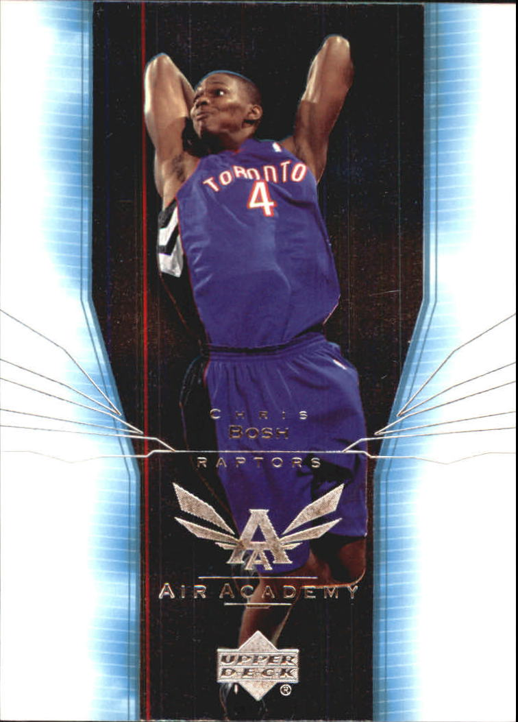 2003-04 Upper Deck Air Academy #AA30 Chris Bosh