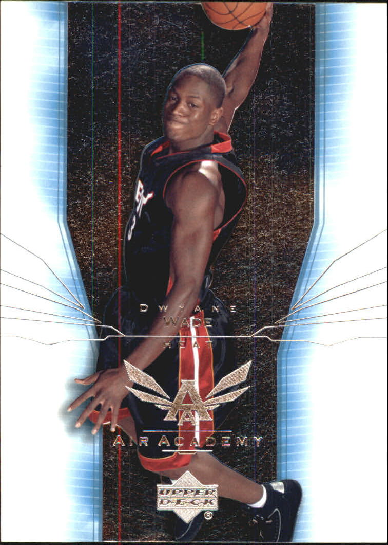 2003-04 Upper Deck Air Academy #AA31 Dwyane Wade