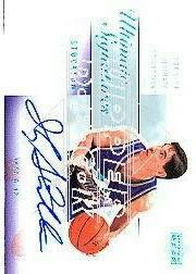 2003-04 Ultimate Collection Signatures #JS John Stockton