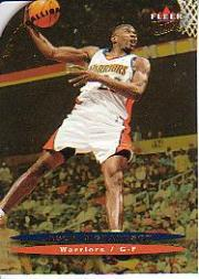 2003-04 Ultra Gold Medallion #16 Jason Richardson