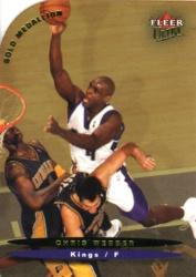 2003-04 Ultra Gold Medallion #83 Chris Webber