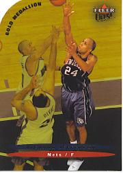 2003-04 Ultra Gold Medallion #113 Richard Jefferson