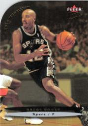 2003-04 Ultra Gold Medallion #137 Bruce Bowen