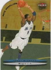 2003-04 Ultra Gold Medallion #169 Tracy McGrady front image