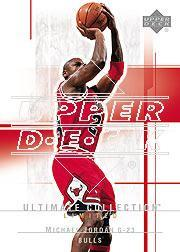 2003-04 Ultimate Collection #10 Michael Jordan