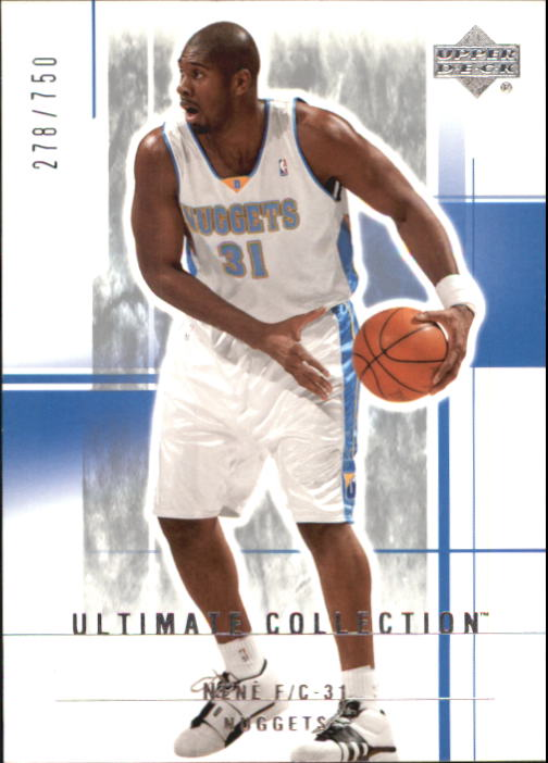 2003-04 Ultimate Collection #22 Nene