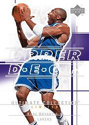 2003-04 Ultimate Collection #45 Kobe Bryant