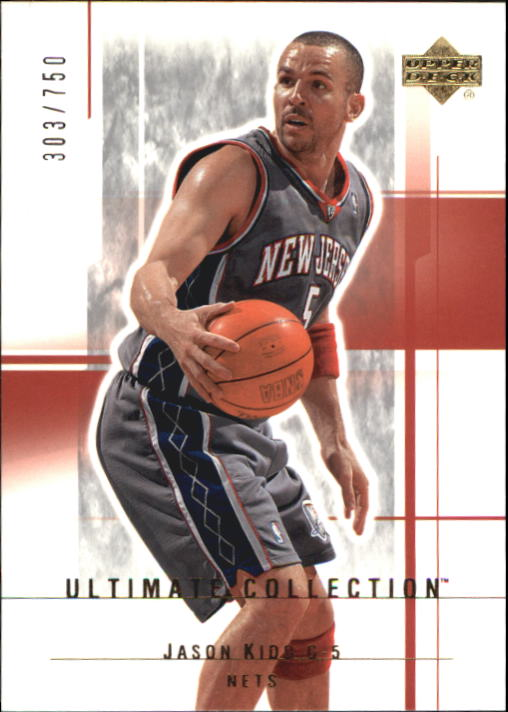 2003-04 Ultimate Collection #66 Jason Kidd